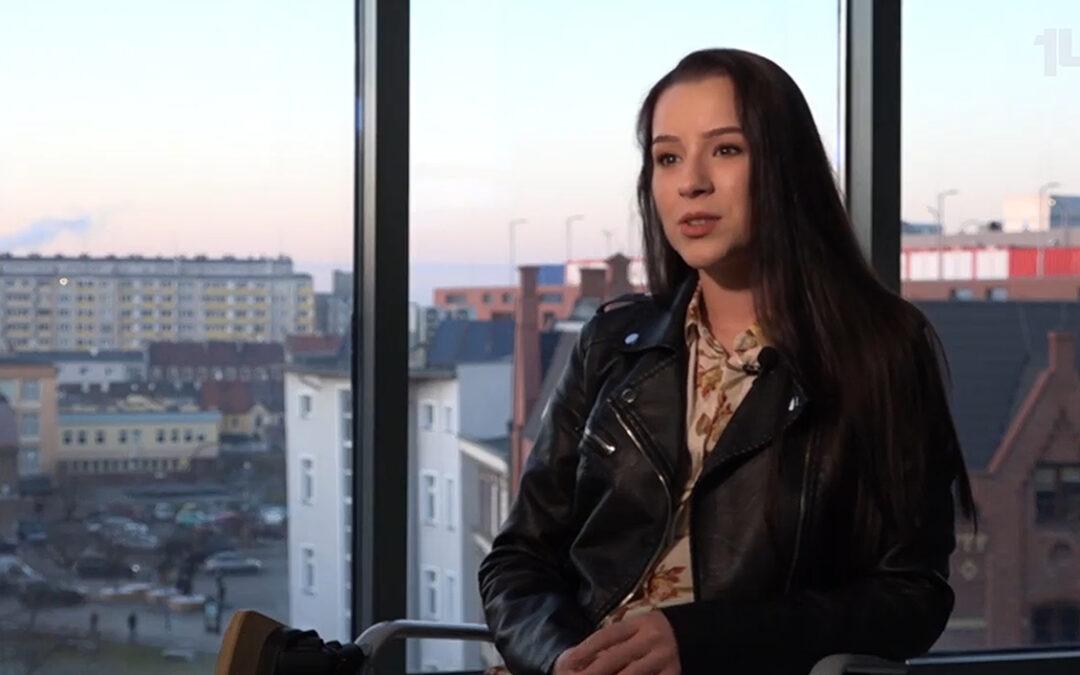 zUOci studenci – Iwona Turkowska