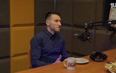 Sportowe Śniadanie – Marek Kochajkiewicz, gabinet dietetyczny Zdrowepasje