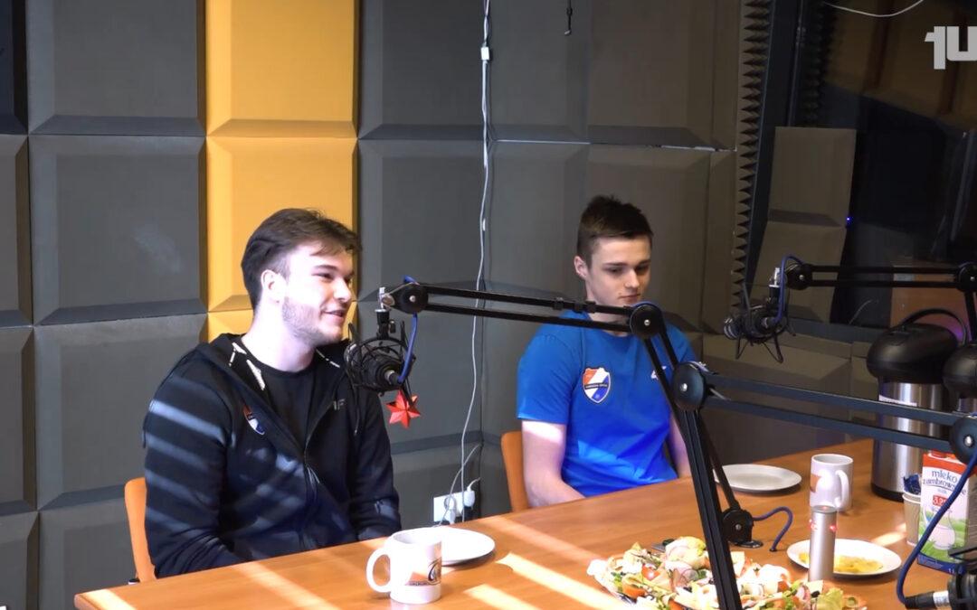 Sportowe Śniadanie – Mateusz Lellek, Jakub Kałamuniak