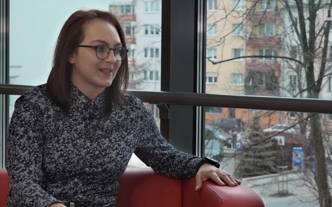 zUOci studenci – Natalia Kaczmarczyk