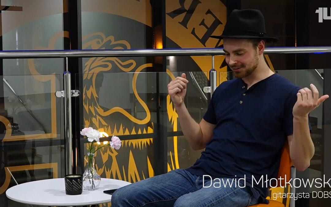 zUOci studenci – Dawid Młotkowski